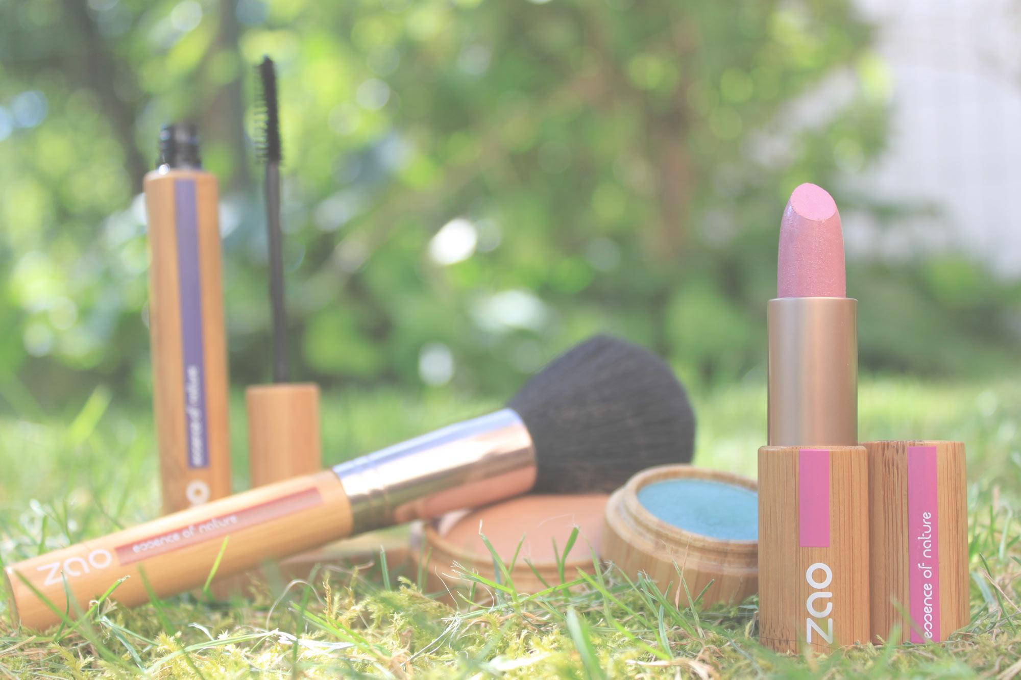 make up naturale Zao